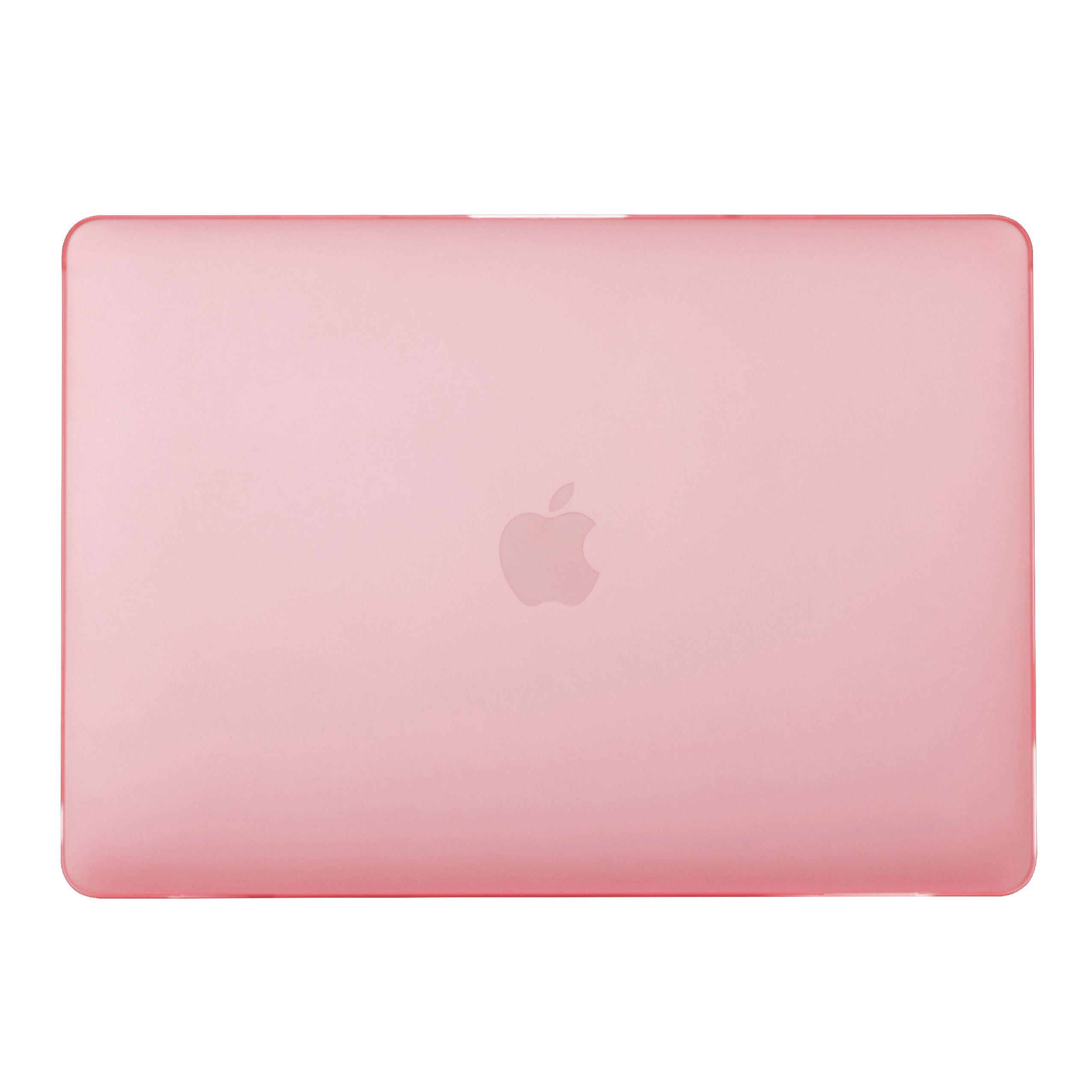Polykarbonátové pouzdro / kryt na MacBook Air 13 - matný růžový