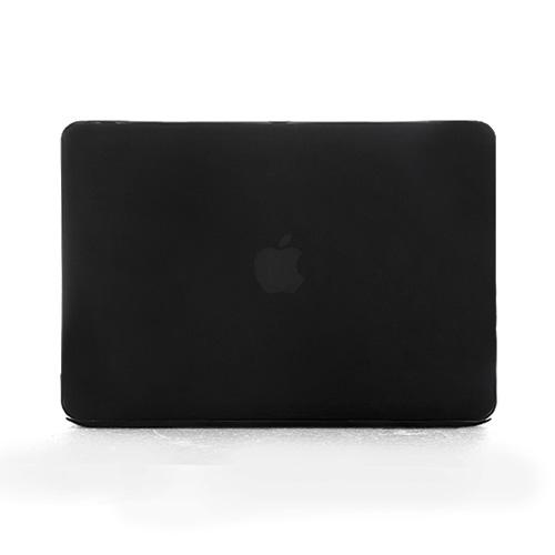 Polykarbonátové pouzdro / kryt na MacBook Pro 15 (2009-2012) - matný černý