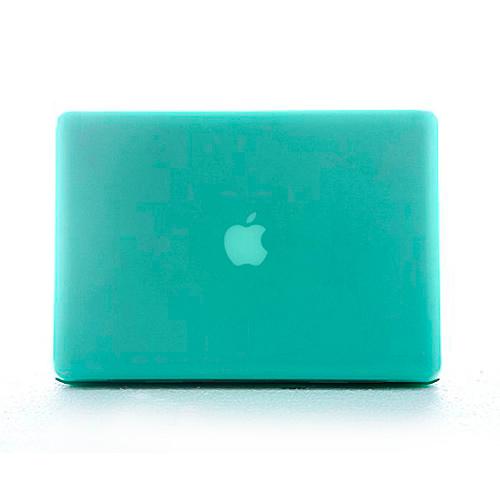 Polykarbonátové pouzdro / kryt na MacBook Pro 15 (2009-2012) - matný tyrkysový