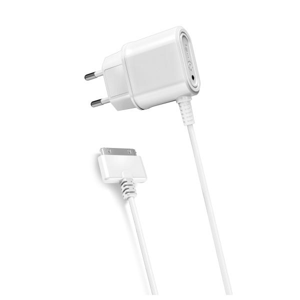 Cestovní nabíječka do sítě pro Apple iPhone 4 / 4S - CELLY