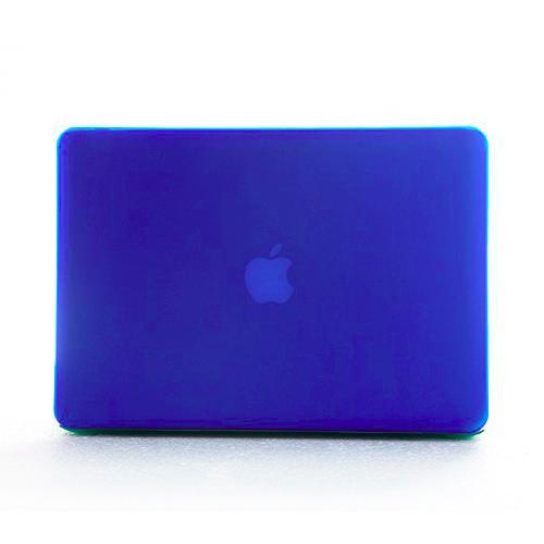 Polykarbonátové pouzdro / kryt na MacBook Pro Retina 13 (2012-2015) - matný tmavomodrý