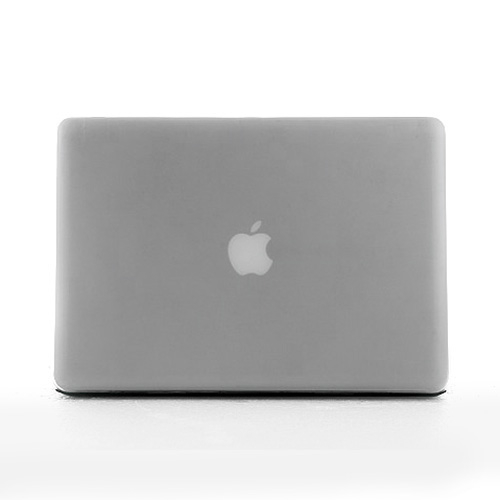 Polykarbonátové pouzdro / kryt na MacBook Pro Retina 13 (2012-2015) - matný transparentní