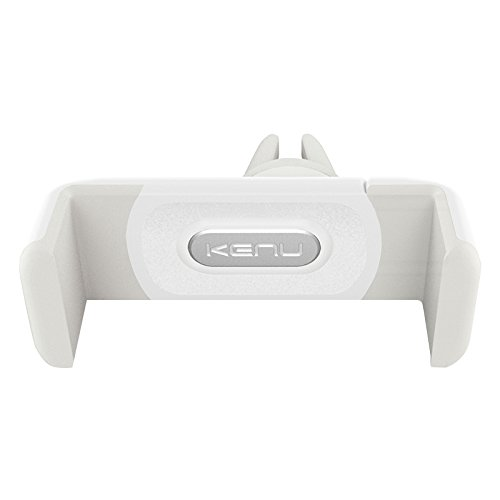 Univerzální držák do mřížky ventilace pro iPhone 6 Plus / 6S Plus / 7 Plus / 8 Plus - Kenu, Airframe+ White