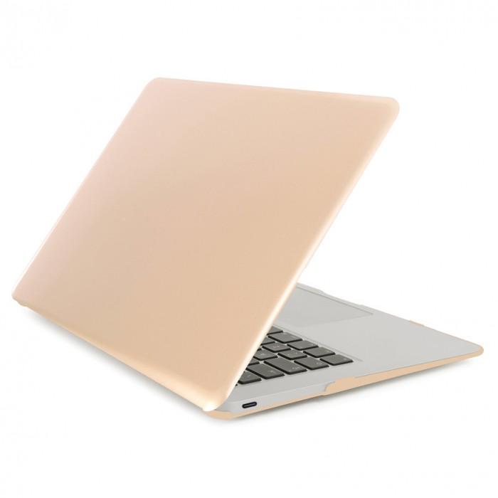 Polykarbonátové pouzdro / kryt na MacBook 12 - Tucano, Nido Gold