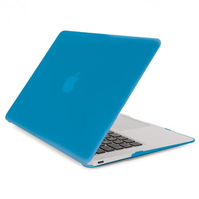 Polykarbonátové pouzdro / kryt na MacBook 12 - Tucano, Nido Blue