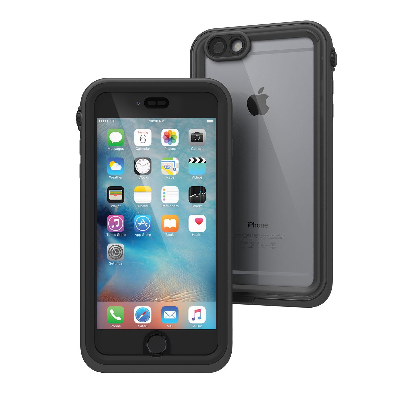 Voděodolné pouzdro / kryt pro Apple iPhone 6 Plus / 6S Plus - Catalyst, Waterproof Black