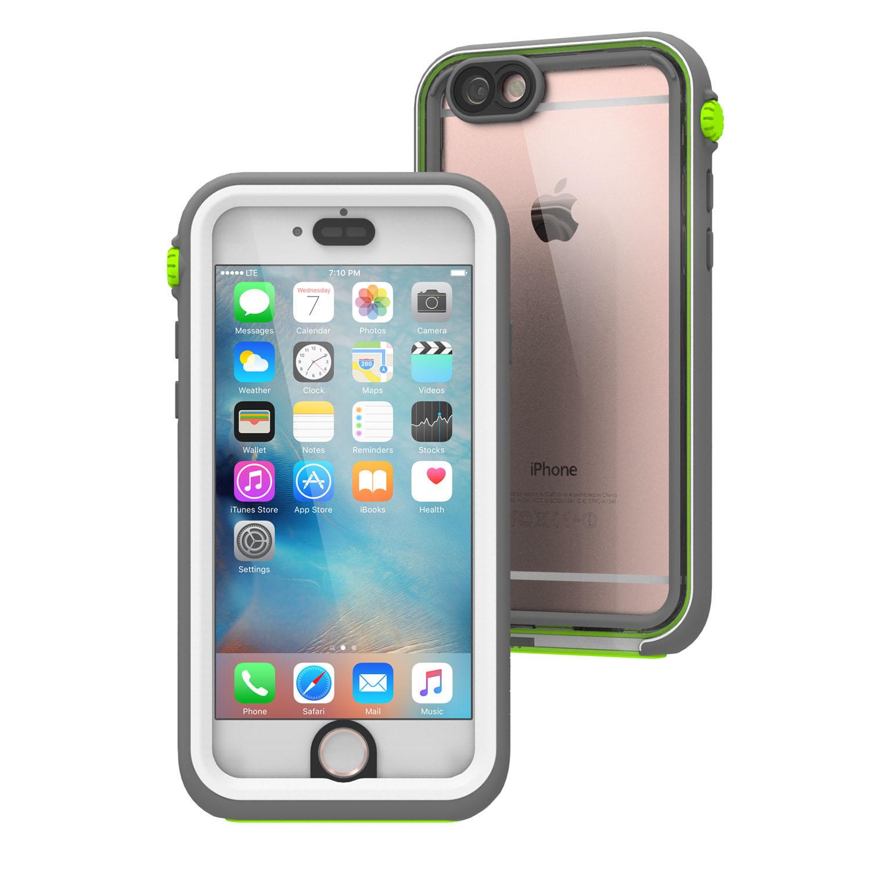 Voděodolné pouzdro / kryt pro Apple iPhone 6 / 6S - Catalyst, Waterproof Green Pop