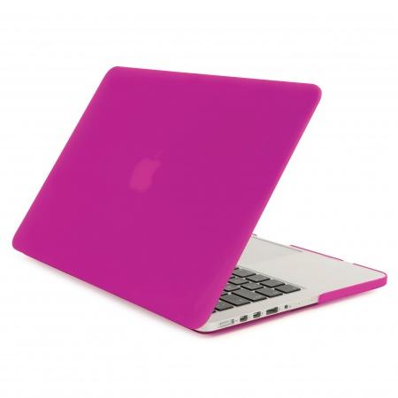 Polykarbonátové pouzdro / kryt na MacBook Pro 13 (2012-2015) - Tucano, Nido Hard Shell Purple