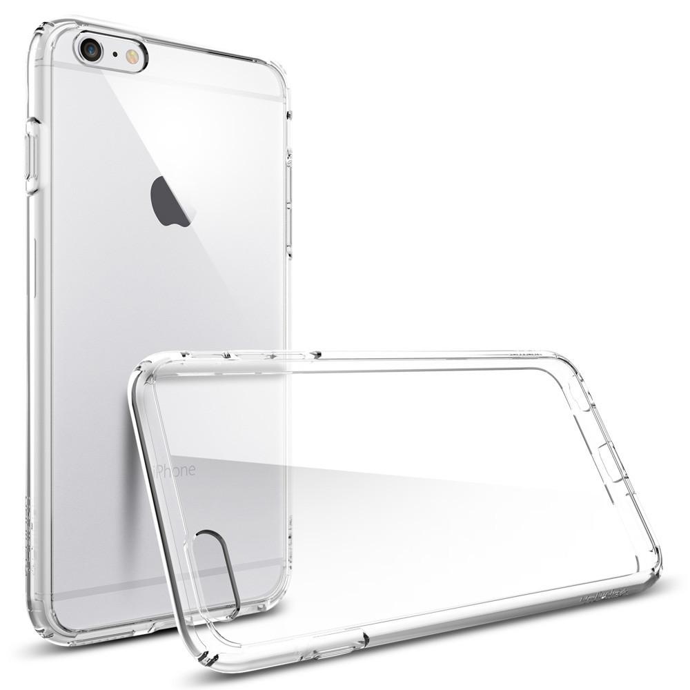 Pouzdro / kryt pro Apple iPhone 6 Plus / 6S Plus - Spigen, Ultra Hybrid Crystal Clear