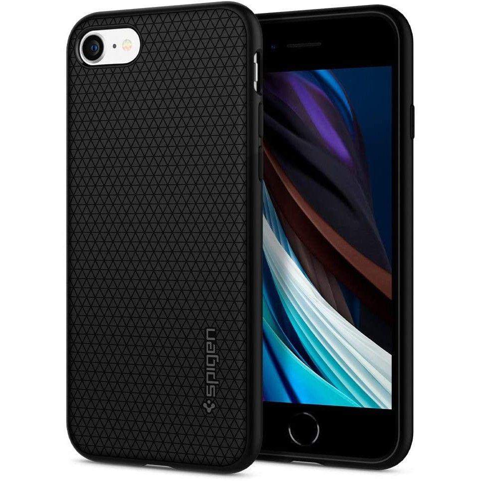 Pouzdro / kryt pro Apple iPhone 7 / 8 - Spigen, Liquid Air Black