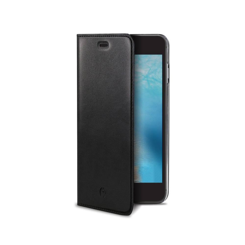 Pouzdro / kryt pro iPhone 7 / 8 - CELLY, Air Pelle Black