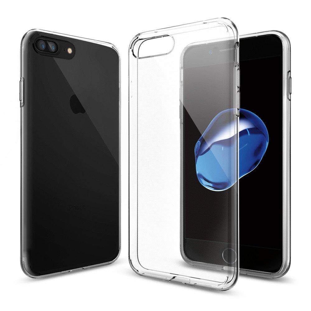 Pouzdro / kryt pro Apple iPhone 7 PLUS / 8 PLUS - Spigen, Liquid Crystal Clear