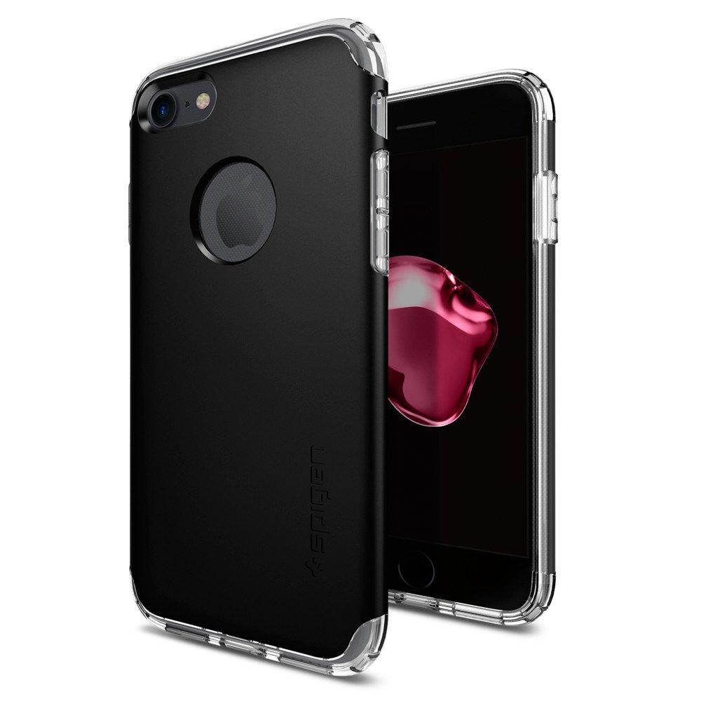 Pouzdro / kryt pro Apple iPhone 7 / 8 - Spigen, Hybrid Armor Black