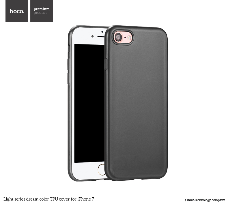 Pouzdro / kryt pro Apple iPhone 7 / 8 - Hoco, DreamColor Tarnish