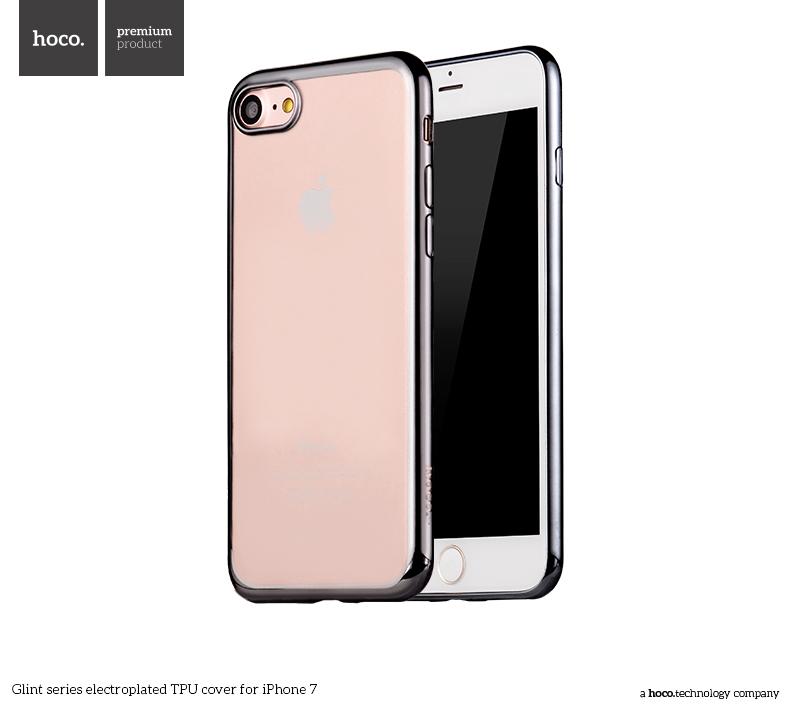 Pouzdro / kryt pro Apple iPhone 7 / 8 - Hoco, Glint Tarnish