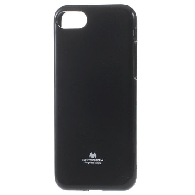 Pouzdro / kryt pro Apple iPhone 7 / 8 - Mercury, Jelly Case Black