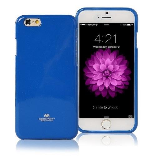 Pouzdro / kryt pro Apple iPhone 7 / 8 - Mercury, Jelly Case Blue