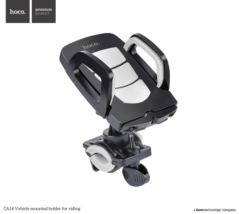 Držák na kolo / motorku pro Apple iPhone - Hoco, CA14 Vehicle Holder