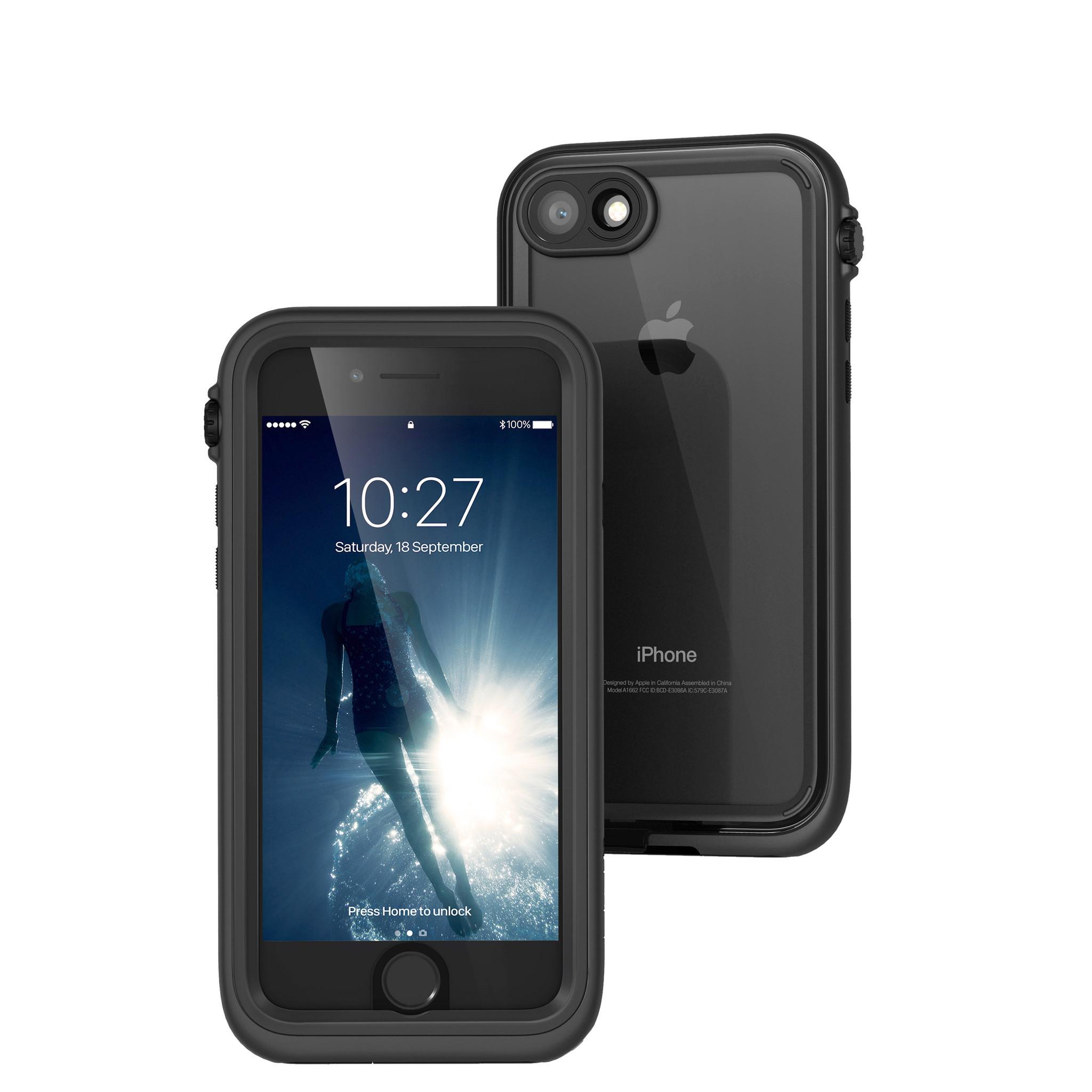 Voděodolné pouzdro / kryt pro Apple iPhone 7 - Catalyst, Waterproof Case Black