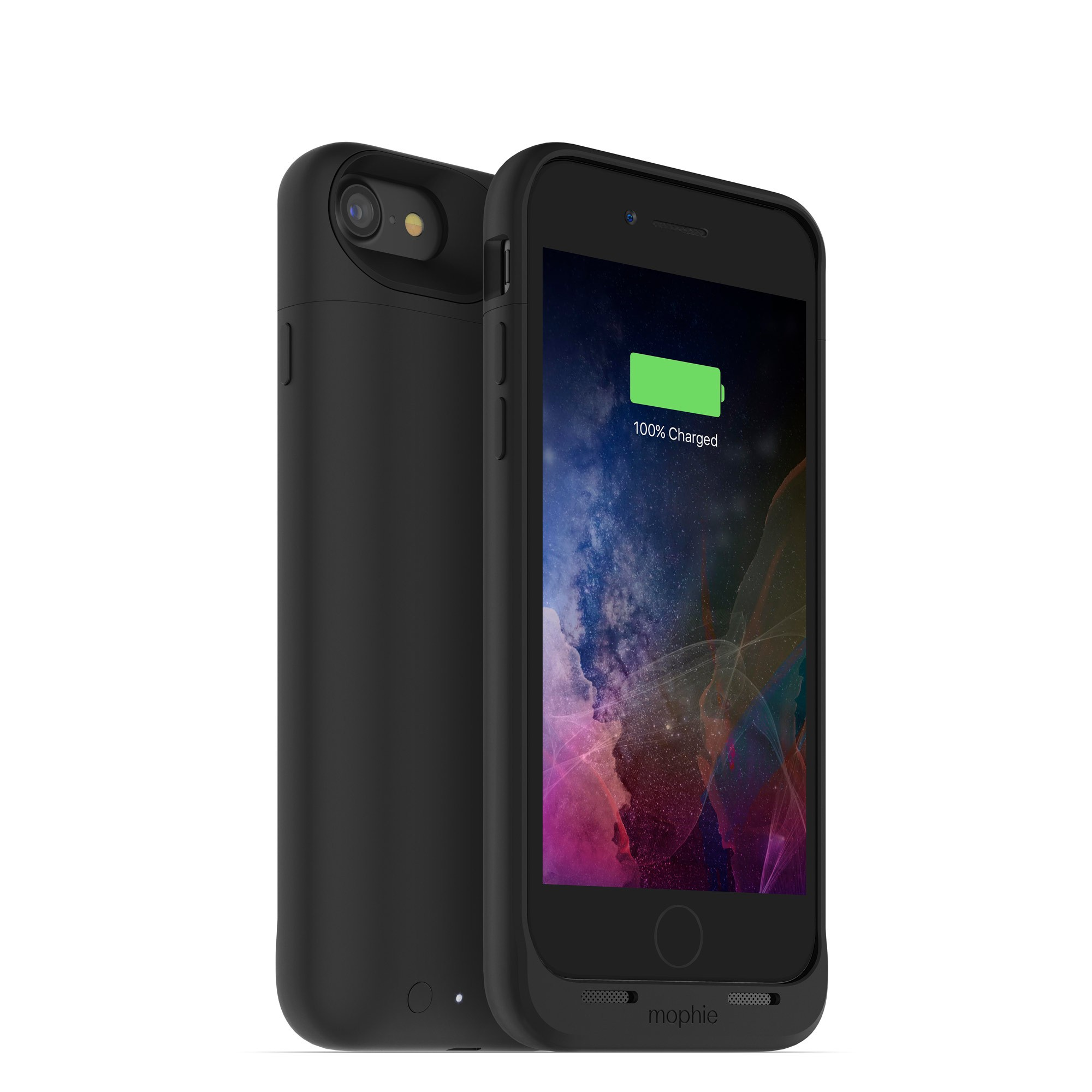 Nabíjecí pouzdro pro Apple iPhone 7 - Mophie, Juice Pack Air 2525mAh Black