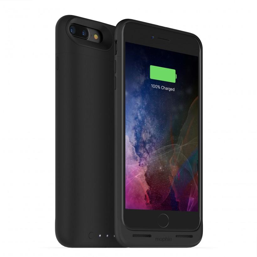 Nabíjecí pouzdro pro Apple iPhone 7 PLUS - Mophie, Juice Pack Air 2420mAh Black