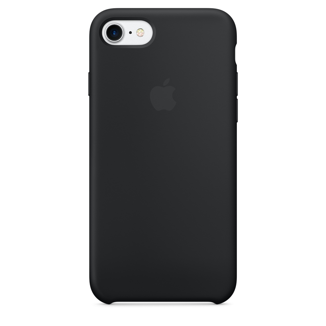 Pouzdro / kryt pro Apple iPhone 7 - Apple, Silicone Case Black