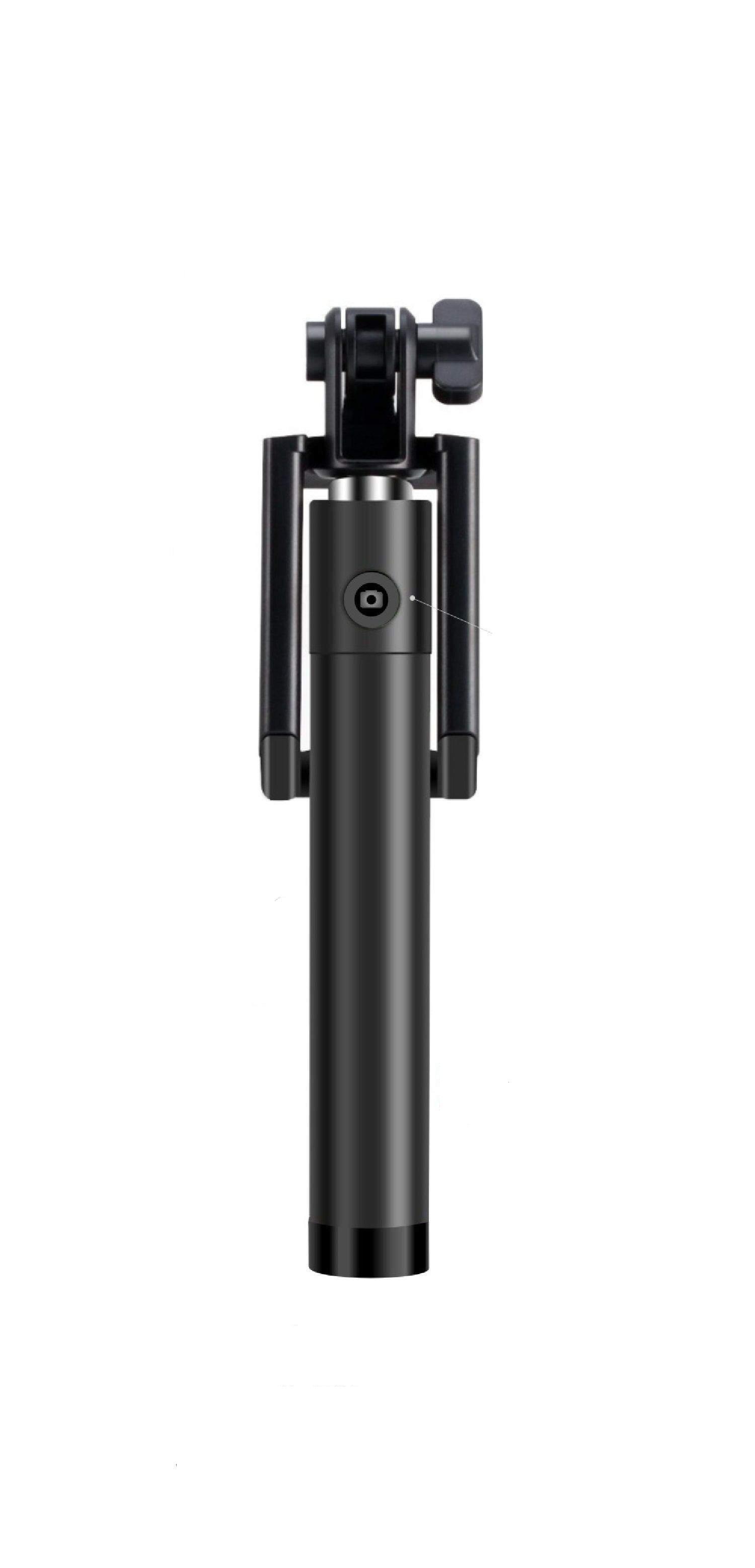 Selfie tyč pro iPhone - SWISSTEN, WIRED SELFIE STICK