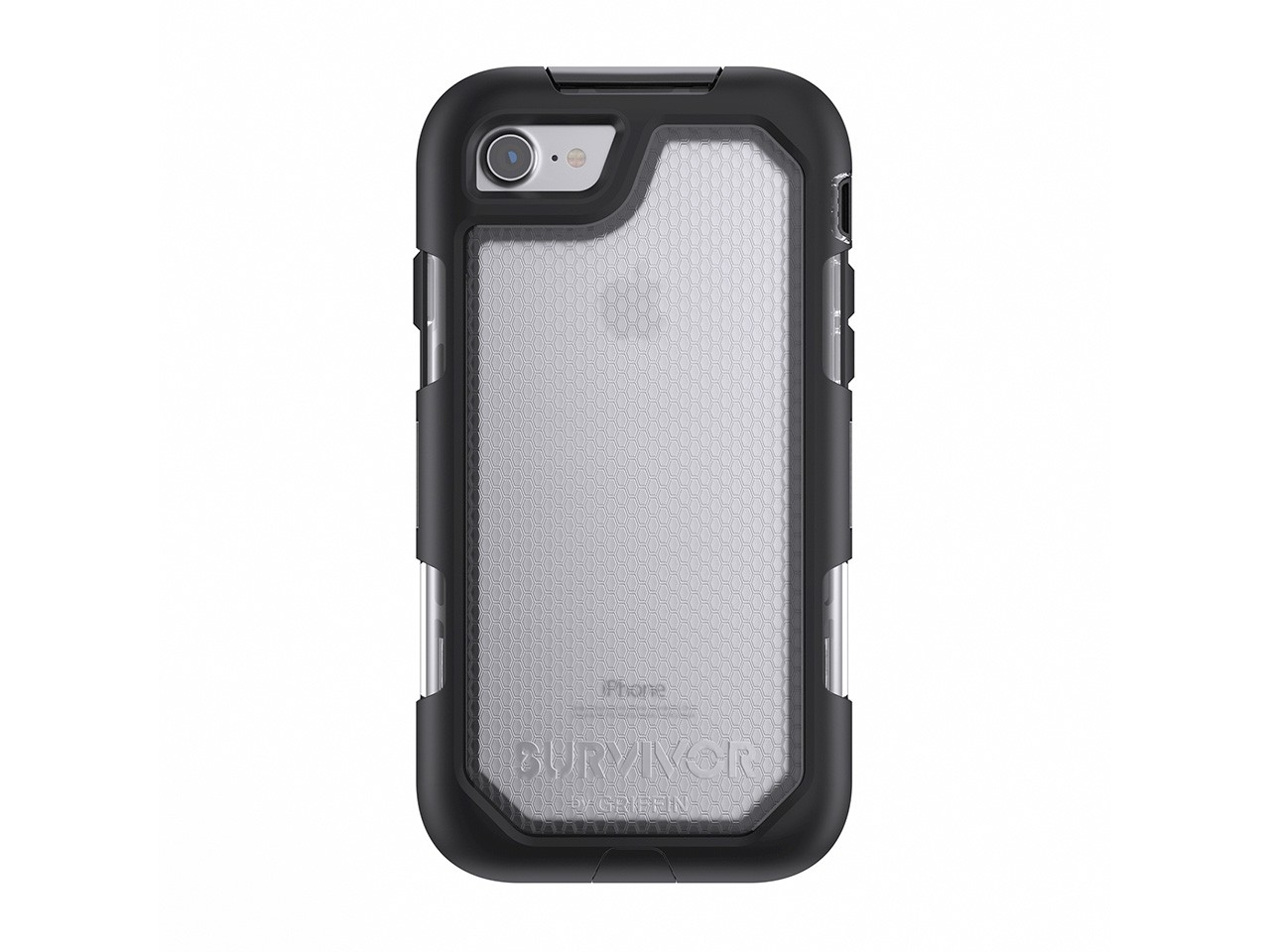 Pouzdro / kryt pro Apple iPhone 7 - Griffin, Survivor Summit Clear