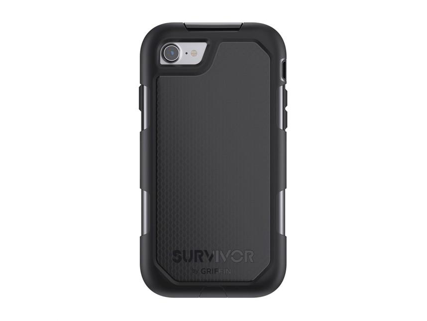 Pouzdro / kryt pro Apple iPhone 7 - Griffin, Survivor Summit Black