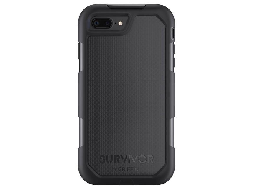 Pouzdro / kryt pro Apple iPhone 7 PLUS - Griffin, Survivor Summit Black