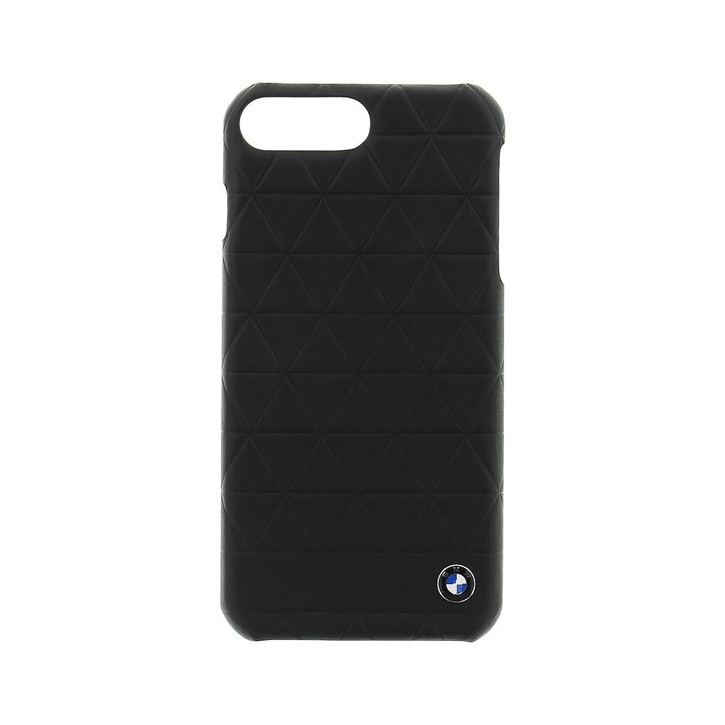 Pouzdro / kryt pro iPhone 7 PLUS / 8 PLUS - BMW, Hexagon Back Black