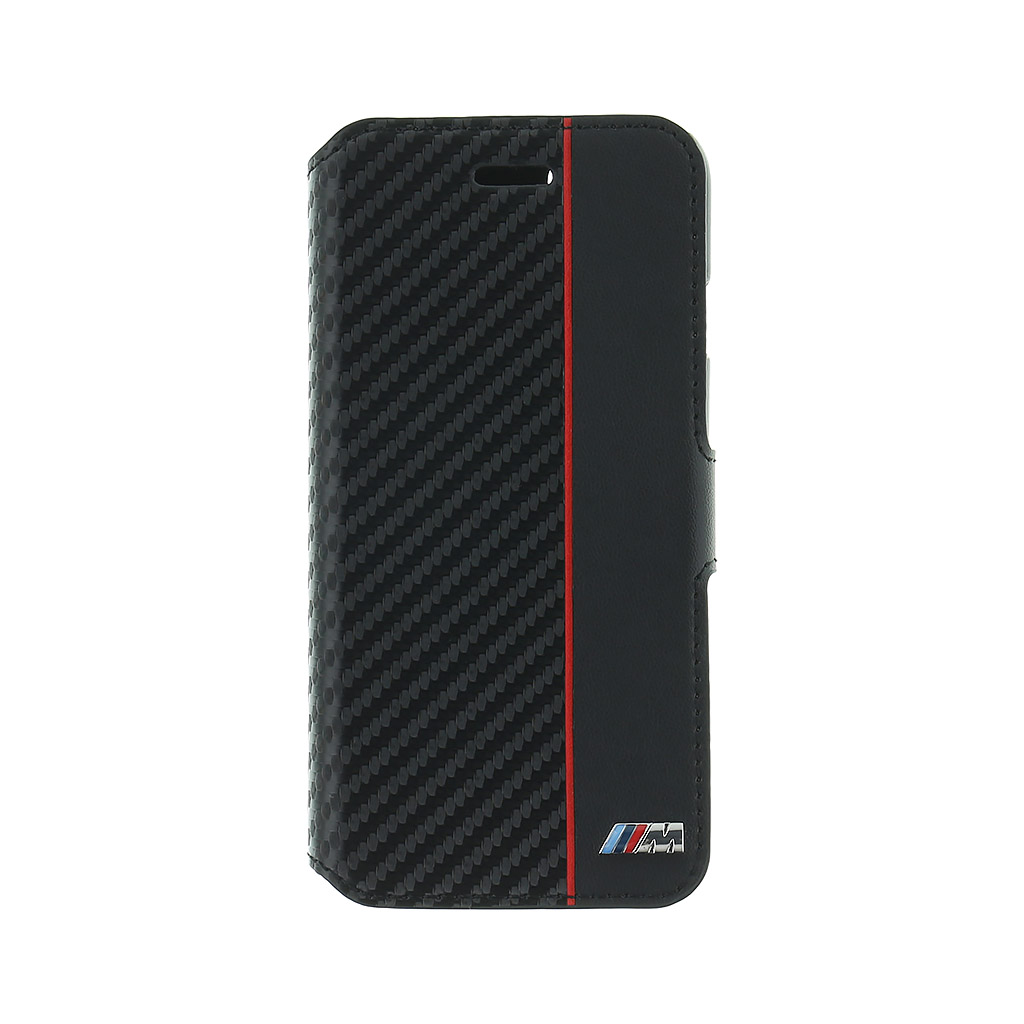 Pouzdro / kryt pro iPhone 8 / 7 / 6S / 6 - BMW, M-Collection Book Black