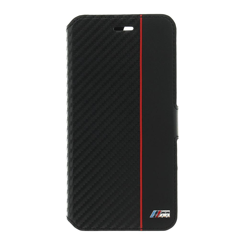Pouzdro / kryt pro iPhone 7 PLUS / 8 PLUS - BMW, M-Collection Book Black