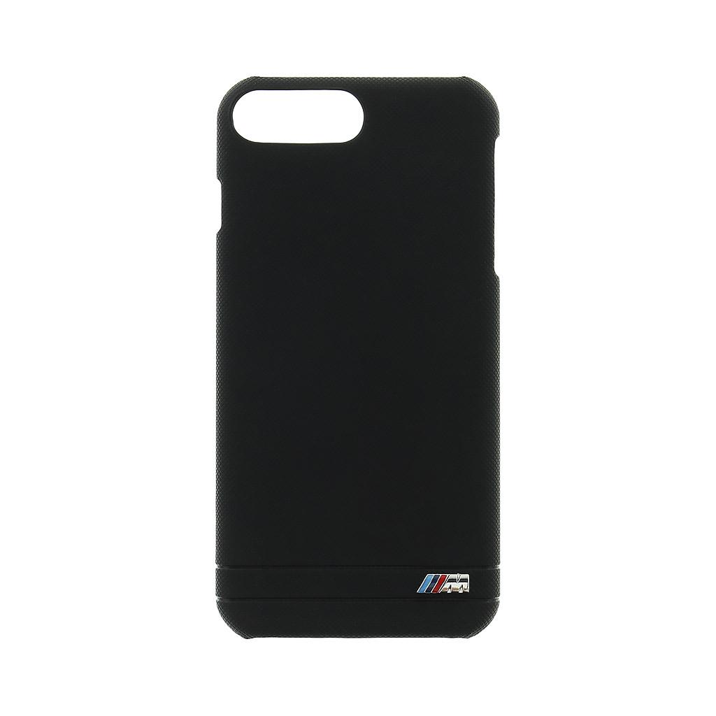 Pouzdro / kryt pro iPhone 7 PLUS / 8 PLUS - BMW, M-Experience Back Black