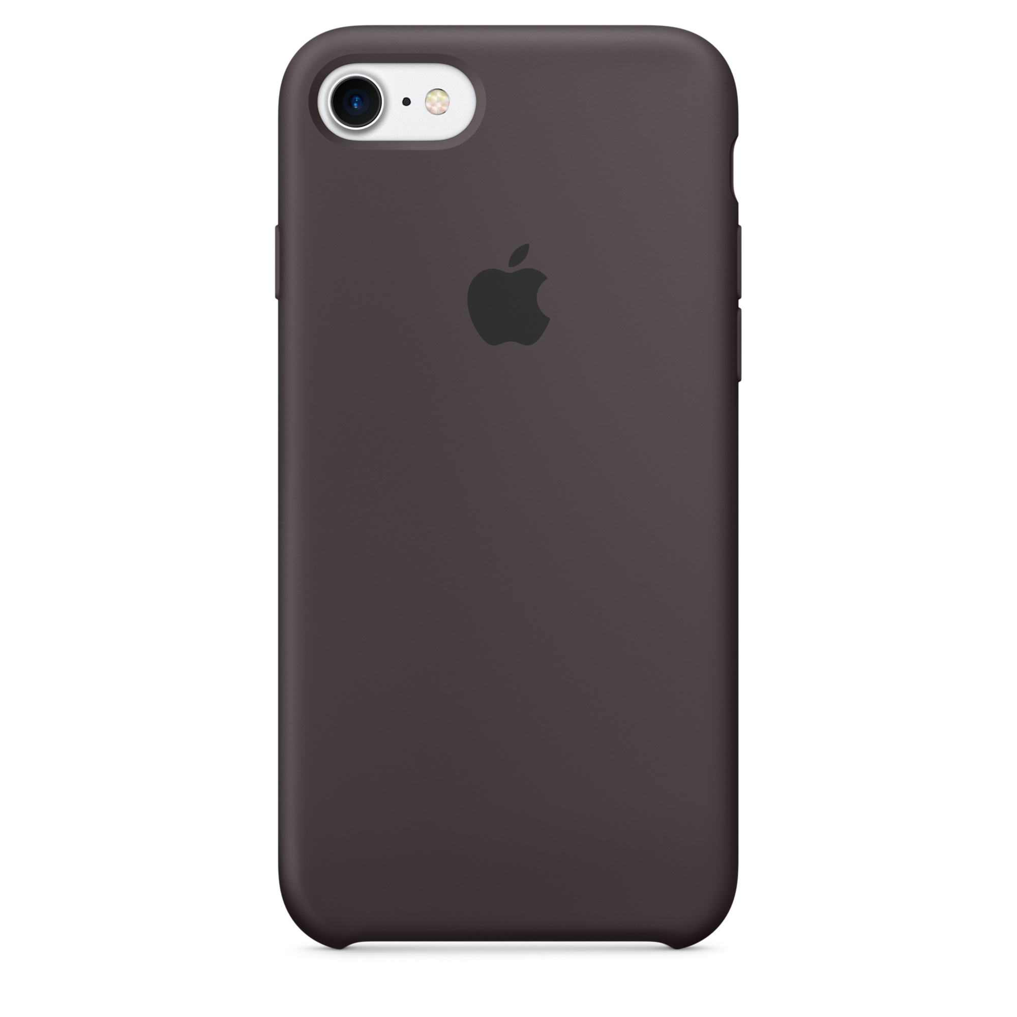 Pouzdro / kryt pro Apple iPhone 7 - Apple, Silicone Case Cocoa