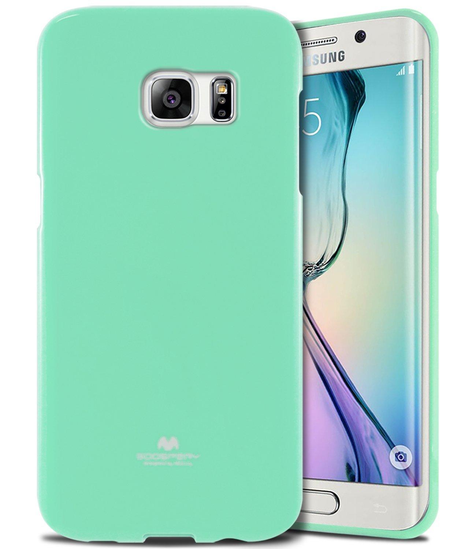 Pouzdro / kryt pro Samsung Galaxy S6 EDGE - Mercury, Jelly Mint