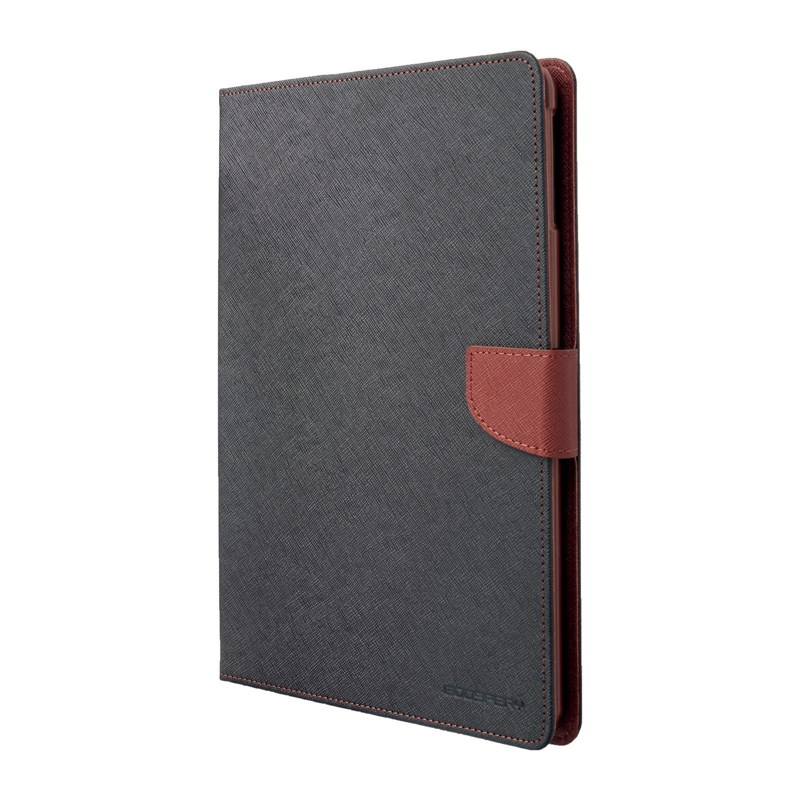 Pouzdro / kryt pro Apple iPad Air 1 - Mercury, Fancy Diary Black/Brown