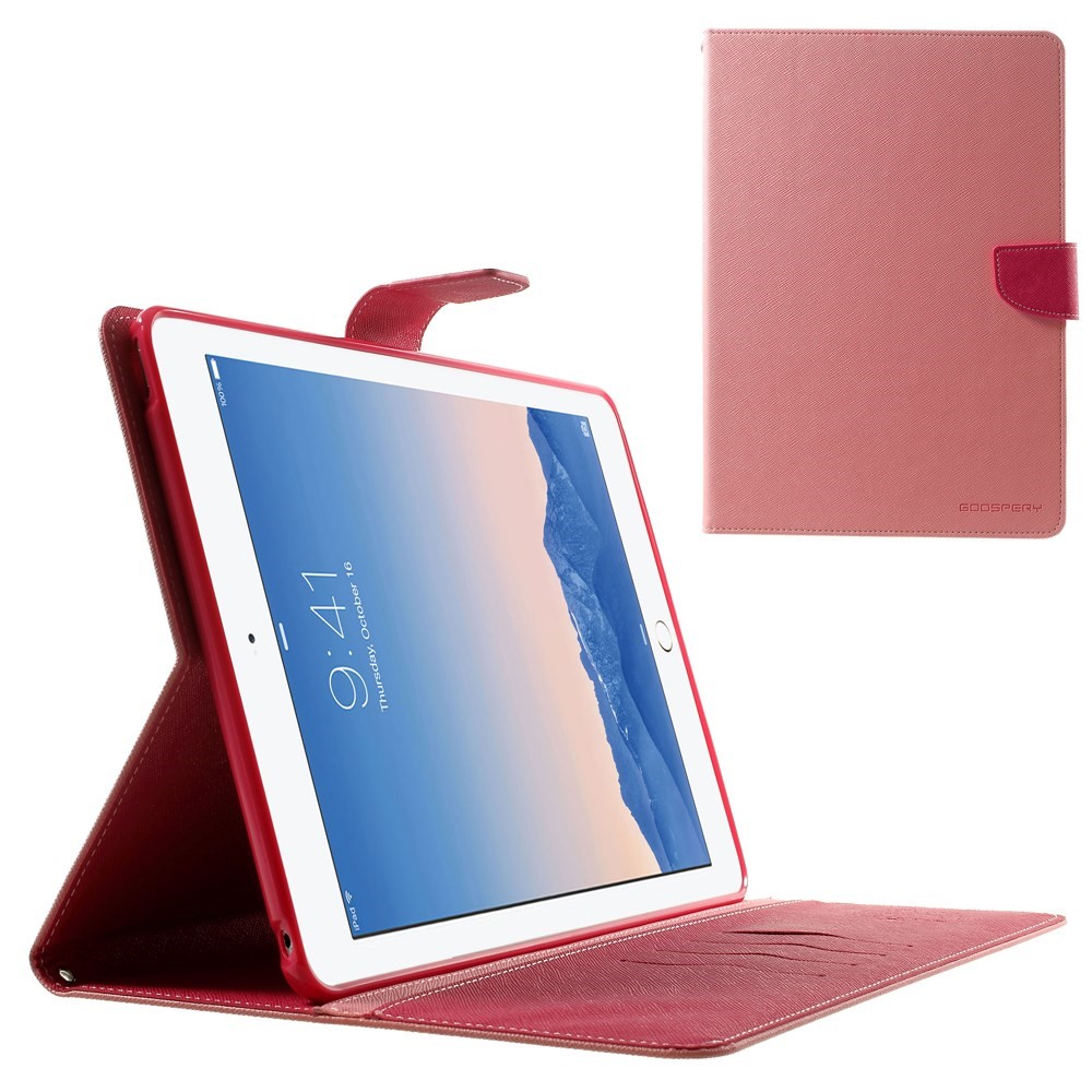 Pouzdro / kryt pro Apple iPad Air 2 - Mercury, Fancy Diary Pink/Hotpink
