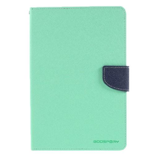 Pouzdro / kryt pro iPad Pro 9.7 - Mercury, Fancy Diary Mint/Navy