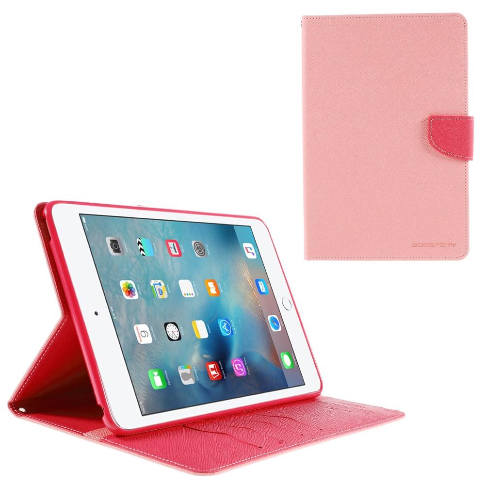 Pouzdro / kryt pro Apple iPad mini 4 - Mercury, Fancy Diary Pink/Hotpink