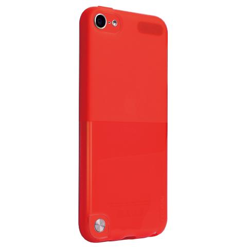 Pouzdro / kryt pro Apple iPod touch 5 - Ozaki, O!coat Wardrobe Red