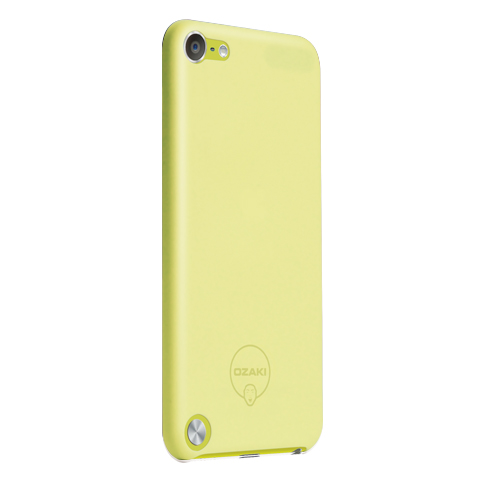 Pouzdro / kryt pro Apple iPod touch 5 - Ozaki, O!coat Solid Yellow