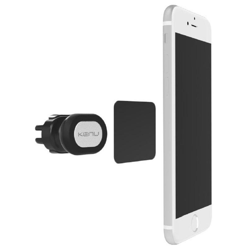 Magnetický držák do mřížky ventilace pro iPhone - Kenu, Airframe Magnetic